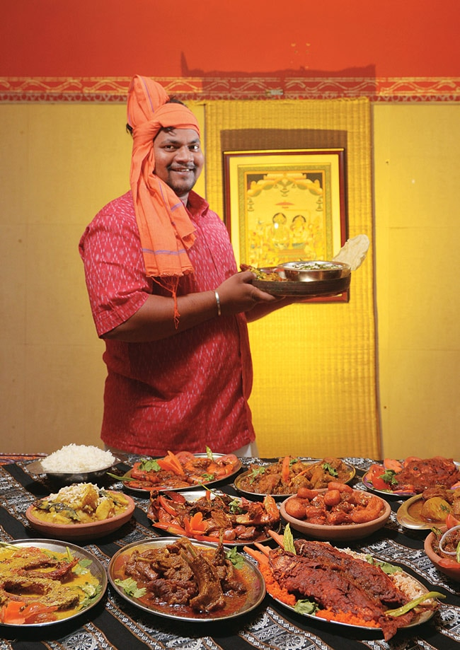 Dalma is all about Odia cuisine