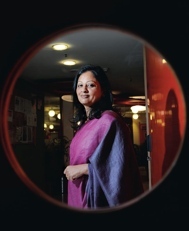 Satyavati Berera, India Consulting Leader, PwC
