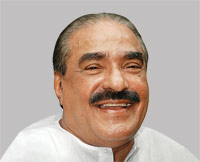 K.M. Mani, chairman, Empowered Committee of State FMs on GST