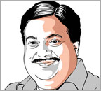 Nitin Gadkari, Minister for Road Transport, Highways and Shipping