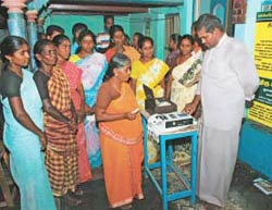 Smart Banking: Technology comes in handy at Namanur