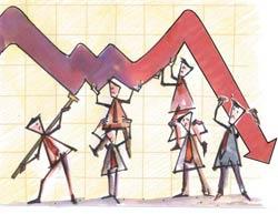 Crashing stock markets
