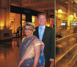 Sandalwood's Hutcheon (R) & Singh: Want India to take a cue from developed markets