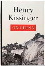 Henry Kissinger's book <em>On China</em>