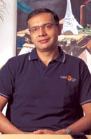 Deep Kalra, Founder, MakeMyTrip.com
