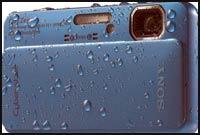 Sony Cybershot TX00v