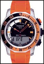 Tissot Sea-Touch