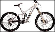 Trek session 88 FR Bike
