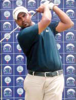 Master's play: Ganapathy in his stride