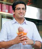 Samir Kuckreja, the MD of Nirula's