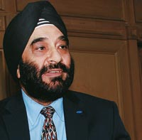 Joginder Singh, New President/MD, Ford India