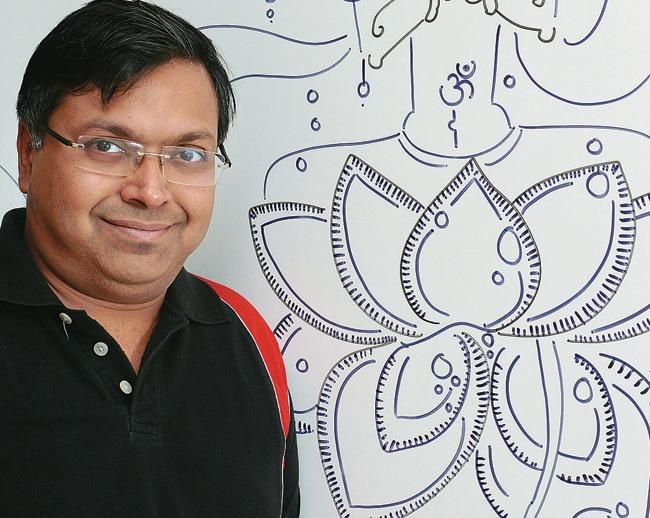 Devdutt Pattanaik, Chief Belief Officer, Future Group