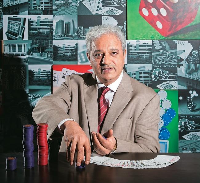 Jaydev Mody, Chairman, Delta Corp