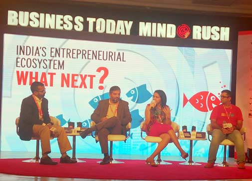 Panel - India's Entrepreneurial Ecosystem: What Next
