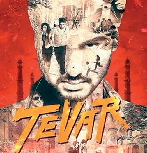Bollywood movie - Tevar