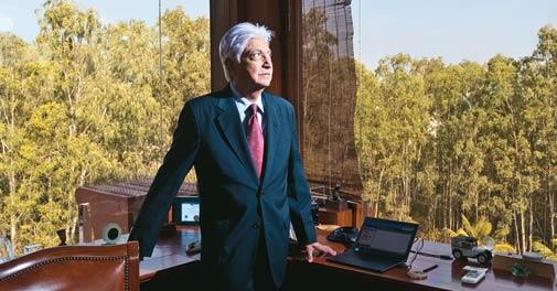 Azim H. Premji, Chairman, Wipro
