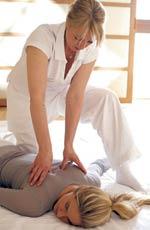 Tips on administering a shiatsu massage