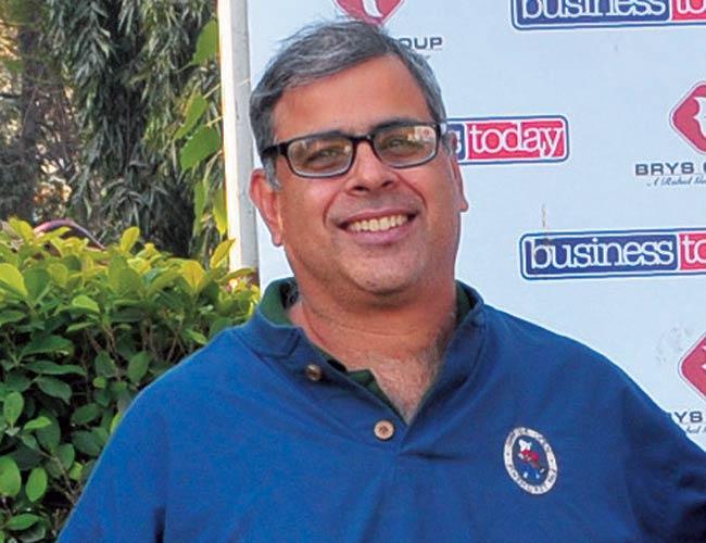 Gautam Bhandari, MD, BNP Paribas