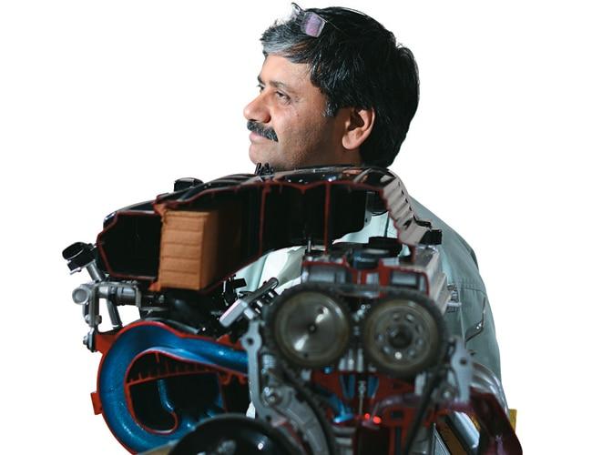 C. V. Raman, Head of Engineering and R&D, Maruti