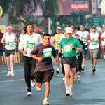 6th Standard Chartered Mumbai Marathon 2009