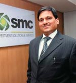 D.K. Aggarwal, MD, SMC Wealth Management Services