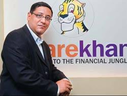 Partha Iyengar, Vice President (Wealth Management), Sharekhan
