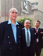 CEO Gujral (L): It's all about higher growth opportunities