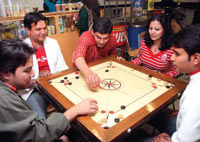 My strike: MNYL employees bonding at the company's Gurgaon office