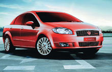 Fiat The Italian company is launching its much- awaited 'Linea' this January.