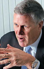Louis Chenevert 51 President & CEO United Technologies