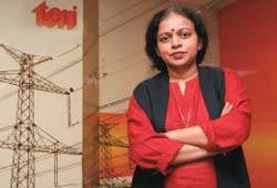 Dr Leena Srivastava, 48, Executive Director, Operations, TERI