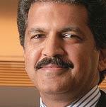 Anand G. Mahindra, Chairman, Tech Mahindra
