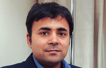 Ashutosh Lawania, Co-founder, Myntra.com