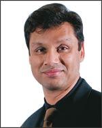 Nirmalya Kumar, Professor of Marketing and Director of the Aditya Birla India Centre at London Business School