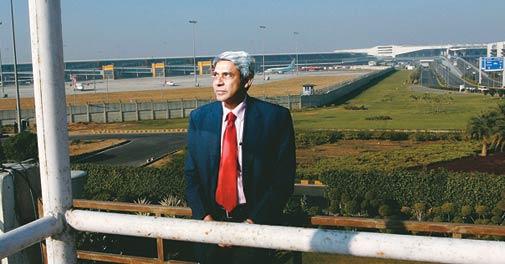 Sidharath Kapur, CFO, GMR Airports
