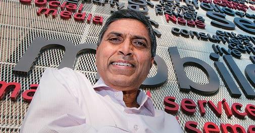 Vishwanath Alluri, Chairman, Founder & CEO, IMImobile