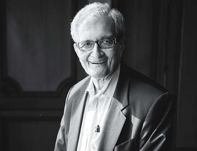 Amartya Sen, Nobel laureate