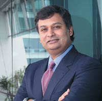 Ajay Srinivisan, CEO, Aditya Birla Financial Services