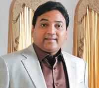 L. Madhusudhan Rao, Executive Chairman, Lanco Infratech