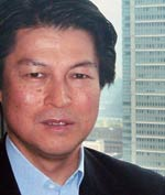 Mikita Komatsu, Senior Managing Director, Daiwa Securities Group