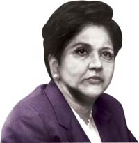 Indra Nooyi ranked No 1 in quality
