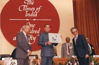 Rajiv Gandhi commemorates its 150 years