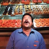 Dev Amritesh, President/COO, Dunkin' Donuts, India