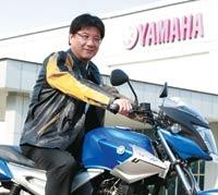 Hiroyuki Suzuki, CEO/MD, India Yamaha Motor
