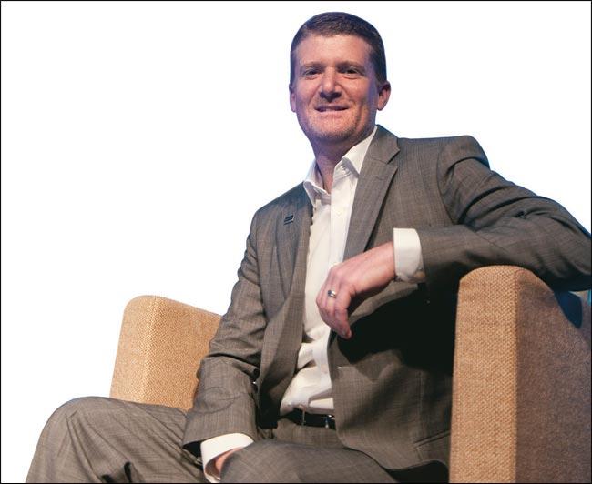 Brian Povinelli, Global Brand Leader, Westin Hotels & Resorts