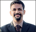 P. Ganesh Executive V-P  Finance and Commercial, Godrej Consumer Products