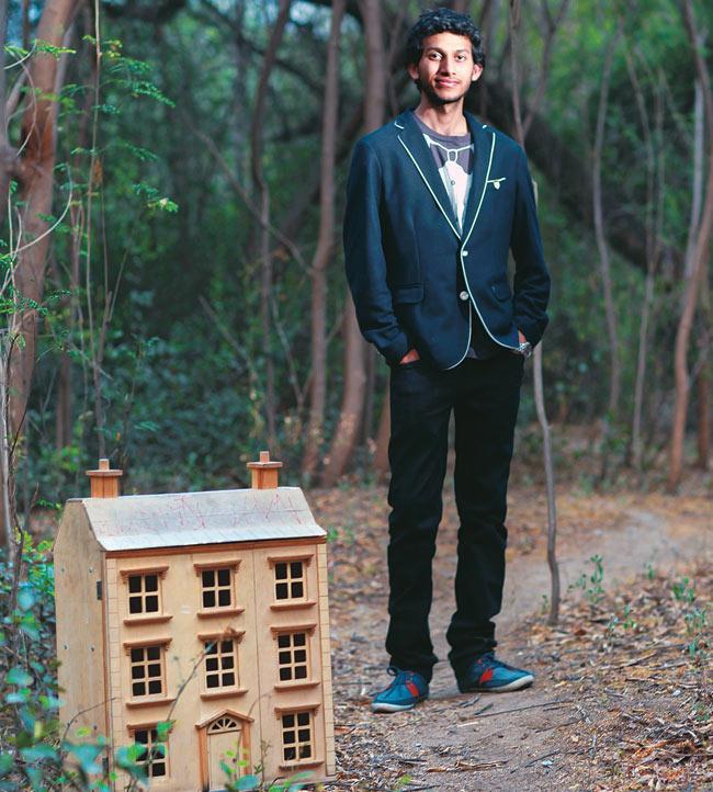 Ritesh Agarwal, Founder, Oravel.com