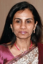 Chanda Kochhar, MD and CEO, ICICI Bank
