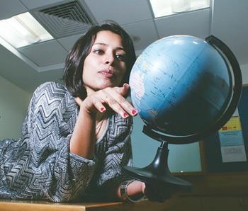 Deepa Kedoor, Programme Manager (CSR), IBM
