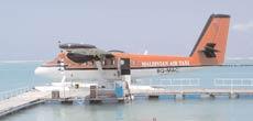 Maldives Sea Plane Taxi